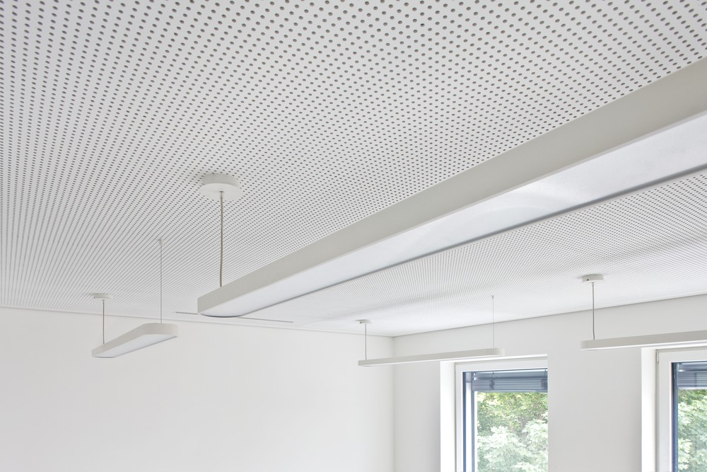 Akustický strop