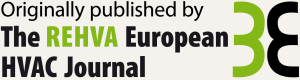 Originally published by the REHVA European HVAC Journal